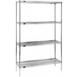 chrome metal shelving chrome shelving buymetalshelving