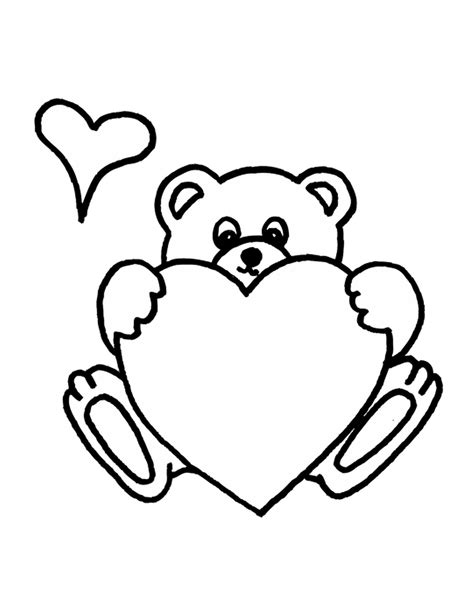 teddy bear coloring pages printable coloring pages clipart clipart