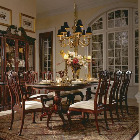 American Drew Cherry Grove Dining Room American Drew Cherry Grove 45th Formal Dining Room Hudson S Furniture Formal Dining