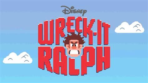 Wreck It Ralph Nintendo Ds title screen wreck it ralph ds