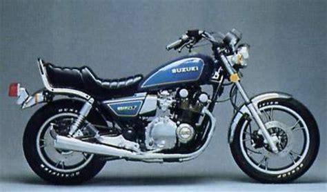 81 Suzuki Gs850g Suzuki Gs850 Gallery