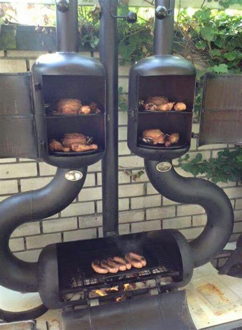 54 best images about bbq pits on offset smoker