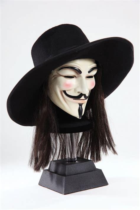 Wig V For Vendetta Bahan Sintetis v for vendetta mask and wig wigs by unique