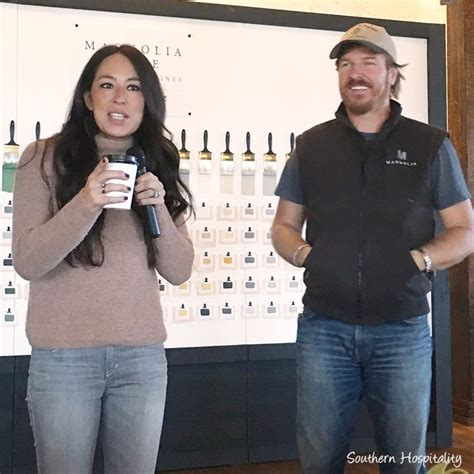 chip and joanna gaines facebook spending a morning with chip and joanna gaines southern