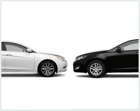 Hyundai Elantra Vs Kia Optima Image Hyundai Sonata Vs Kia Optima Size 615 X 492