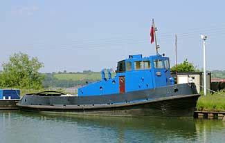 tugboat for sale uk workboat sale