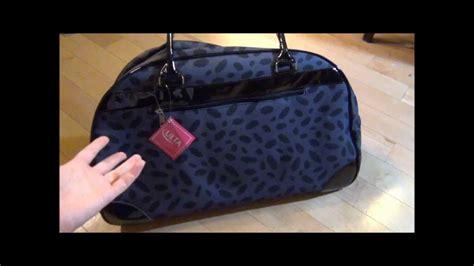 Purse Freebie Im A Herman Bag by Ulta Freebie Weekender Roller Bag Review