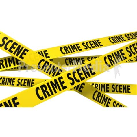Help Decorate My Home by Crime Scene Clipart
