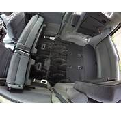 Toyota Noah Middle Seat Row Rear Seats Folded  Andrews