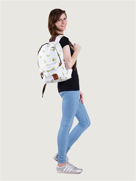 Tas Esgotado Zanano Segundo Yellow 1 jual zanano segundo white baru tas backpack wanita murah
