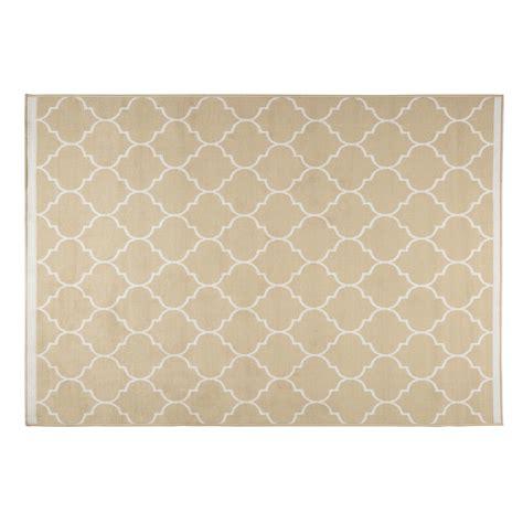 tappeto da esterno tappeto da giardino in tessuto sabbia 160x230cm hton