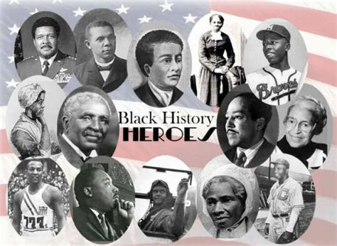 heroes of black history biographies of four great americans america handbooks a time for series books black history month theme 2013 free black history month