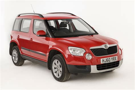 skoda yeti review pictures auto express