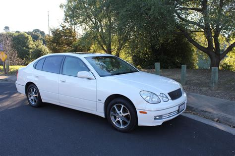 lexus white pearl ca 2000 lexus gs300 platinum series pearl white club