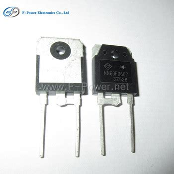 Produk Mur1660ct Fast Recovery Diode original fast recovery rectifier diode mm60f060p buy