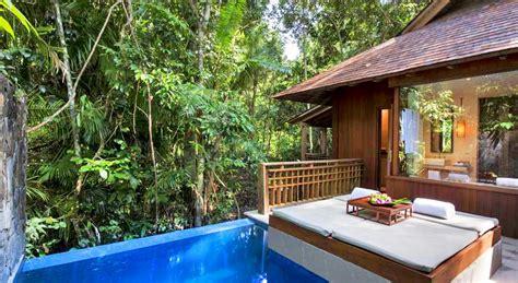 luxury hotel  private pool villas suites  datai