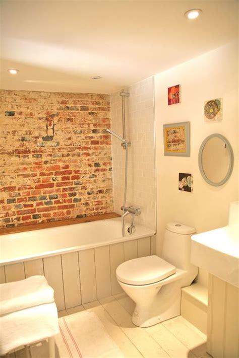 Ideas For The Bathroom brick slips bathroom inspiration gallery brick slips