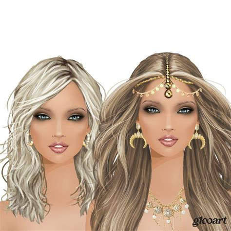 covet fashion hair 1000 images about miss covet makeovers glooart on