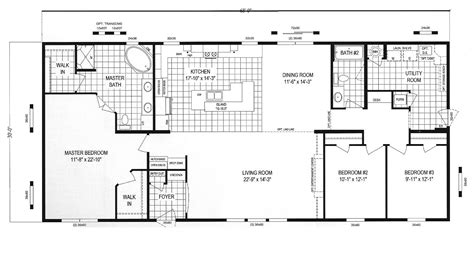 clayton homes floor plans clayton homes 743 rivercrest