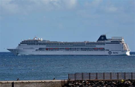 aidaprima passagierzahl msc armonia hier verl 228 sst das schiff gerade den hafen