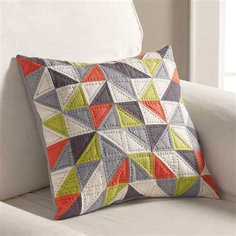 Patchwork Cushions Patterns - 25 best ideas about patchwork patterns on
