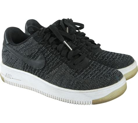 nike knit fly nike black fly knit low sneakers