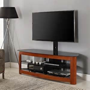 65 inch tv stands walker edison 65 inch tv stand with integrated mount