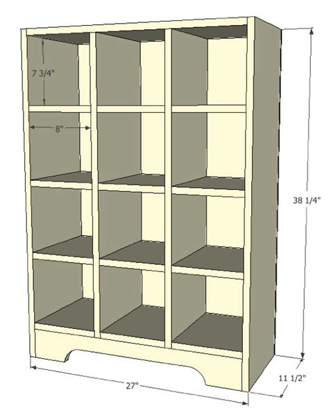 shoe storage dimensions shoe rack plans and measurement plans diy free
