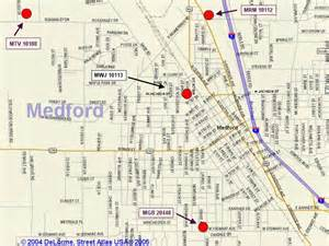 Map Of Medford Oregon by Map Of Medford Oregon Submited Images