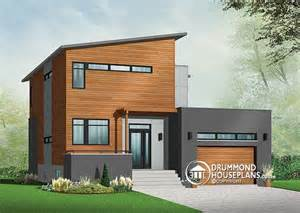 Narrow Lot Modern House Plans Gallery For Gt Contemporary House Plans For Narrow Lots