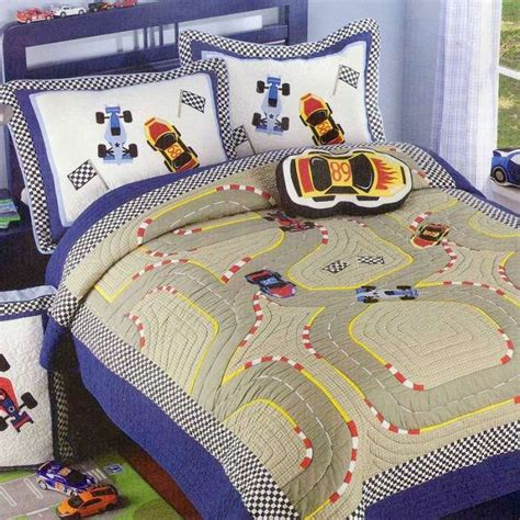 Boys Patchwork Bedding - boys bedding set bedding set patchwork quilts