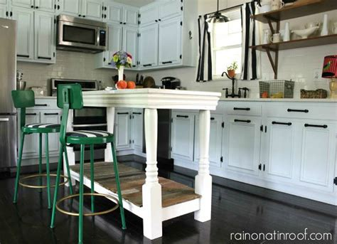Diy Kitchen Islands With Seating Kitchen Island Seating Diy Kitchen Table 13 Seriously Doable Projects Bob Vila