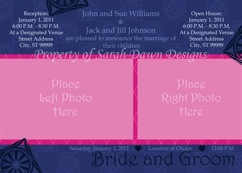 Wedding Invitation Preview by Designs Wedding Invitations And Announcements