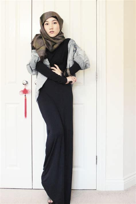Dress Maxi Wanita Muslim Jersey Alifa raybis