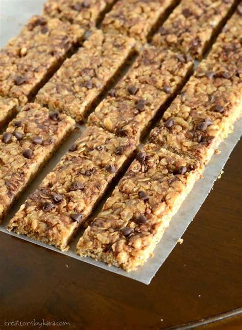 how to make granola bars at home 187 8 easy granola bar