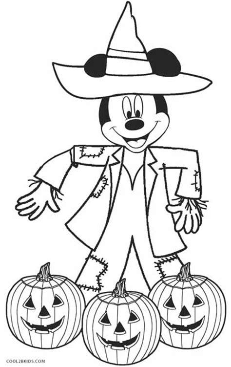 printable pictures of halloween characters printable disney coloring pages for kids cool2bkids