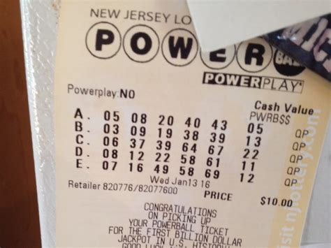 new jersey passes sweeping equal 1 winning powerball ticket in somerset county patch