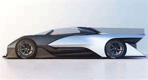 Prototype Electric Cars Of The Future Faraday Future Unveils Stunning 1 000 Horsepower Ffzero1