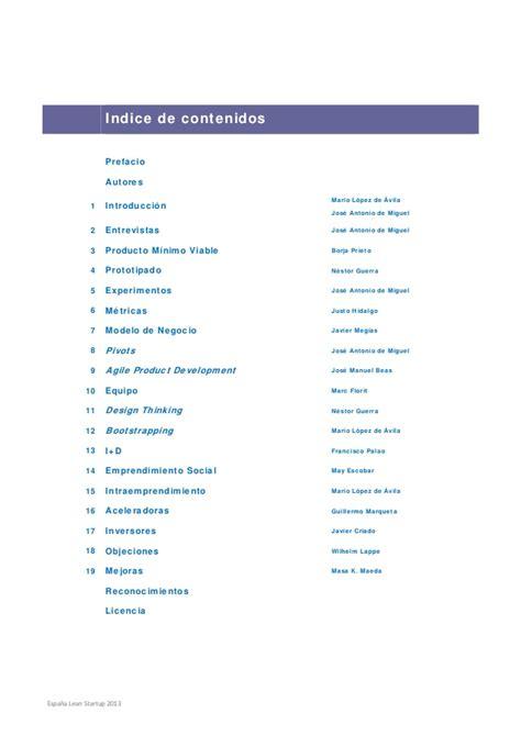 design thinking español els2013 el estado del arte del emprendimiento lean en