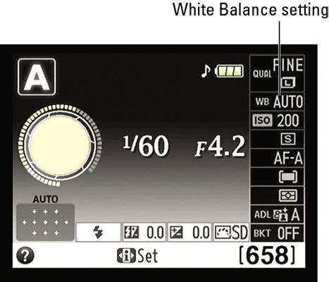 nikon d5100 settings how to change white balance settings on a nikon d5100