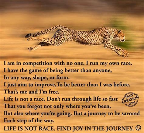 Find In The Is Not Race Find In The Journey Smitcreation