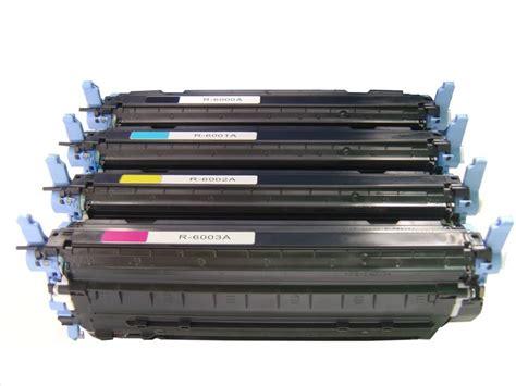 Toner Cartridge Remanufactured Q6000a K Q6001a C Q6002a Y Q6003a china color toner cartridge for hp 2600 q6000a q6001a