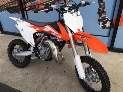Ktm 65 Sx For Sale Ktm Sx 65 For Sale 156 Used Motorcycles From 2 100