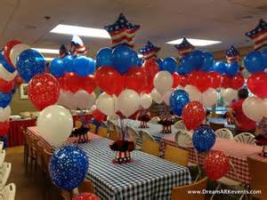4th Of July Balloon Decorations by 288 Best Images About Balloons Patriotic On