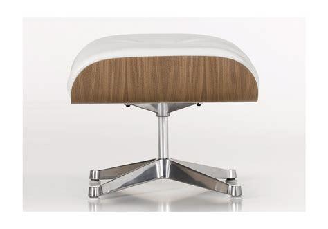 ottoman sessel vitra white version lounge chair ottoman milia shop