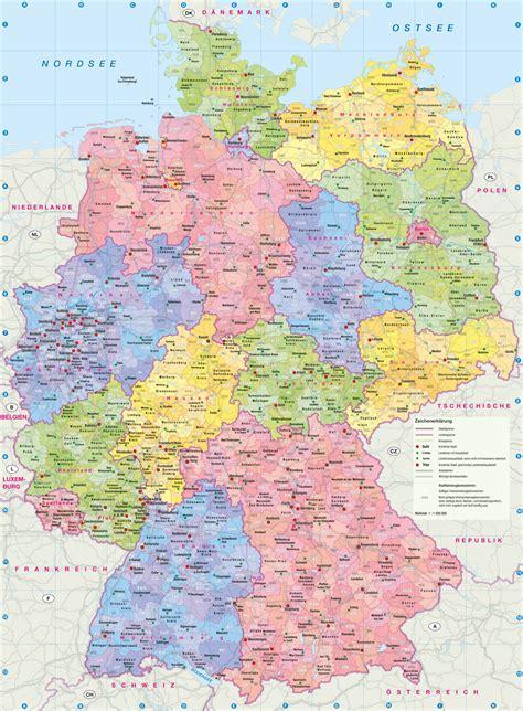 Kare Deutschland by Karte Deutschland