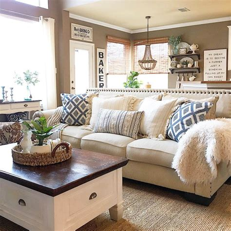 cottage livingroom 2018 23 best beige living room design ideas for 2019