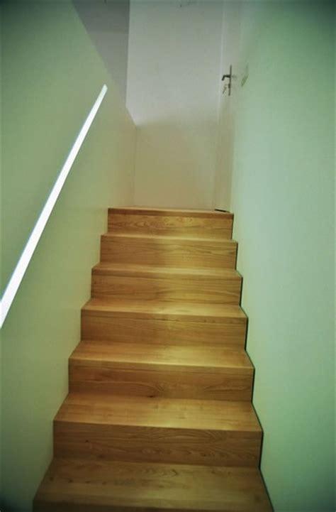 Handlauf Treppe by Minimalistische Treppe