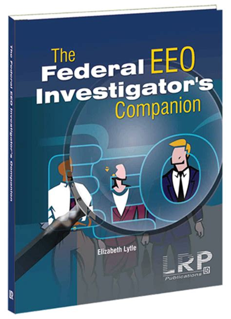the federal eeo investigator s companion