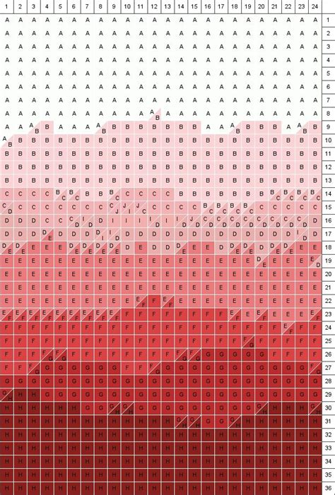 heart gradient pattern 2390 best images about quilts i want to make on pinterest